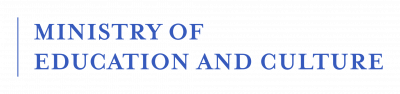 Logo of the Ministry of Education and Culture